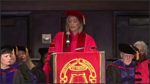 Dec17,2016 South Texas College of Law Houston Graduation